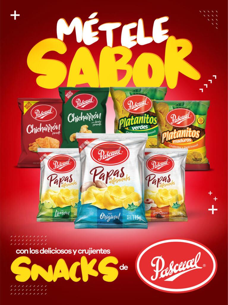 Snacks Pascual